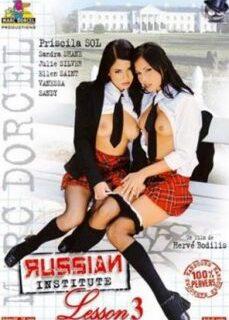 Russian Institute Lesson 3 +18 Erotik Film izle