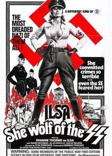 Ilsa: She Wolf of the SS 1975 Nazi Sex Filmi İzle full izle