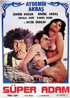 Süper Adam 1979 Aydemir Akbaş Filmi İzle full izle